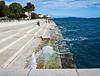 t11-08 November thumbnail<br /> <br /> Zadar, Croatia (Old Town)<br /> The Sea Organ.