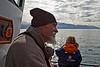 Whale watching cruise, Skjálfandi Bay (late afternoon)<br /> <br /> Húsavík, Northern Iceland<br /> June 21, 2010 (Summer Solstice)