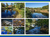 M07 July<br /> <br /> This is the photos only portion on my letter N entry to the DailyPhotos community alphabet challenge.  The photos are all of Michigan rivers with Native American Names.  The original montage can be seen here: