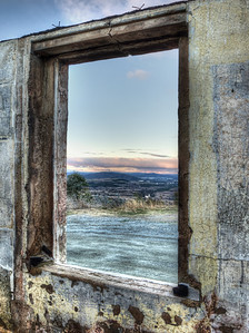 What's more interesting, the frame or the view?