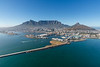 Cape Town city centre from above