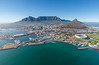 Cape Town city centre from above II