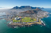 Cape Town city centre from above III