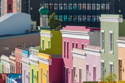 Bo Kaap houses II