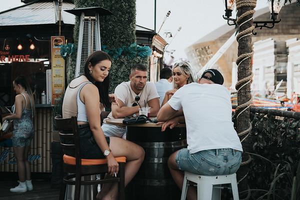 Tiki Bar - Cardiff Bay - Summer 2021
