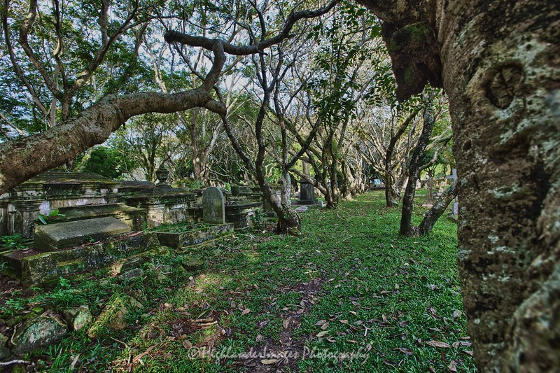 Old Christian Cemetery, George Town, Penang