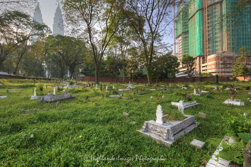 Kampung Baru Muslim Cemetery, Kuala Lumpur
