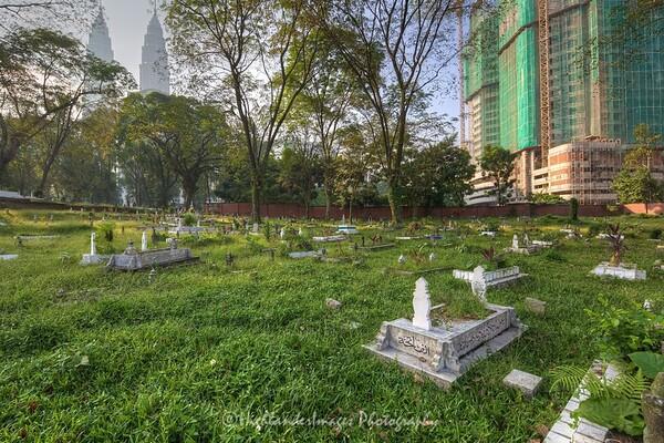 Kampung Baru Muslim Cemetery, KL