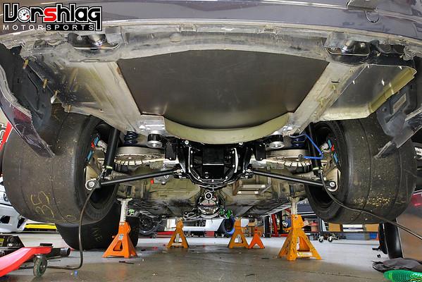BMW E46 M3 CSL V8 Monster & E36 RHD LS V8 Kit Progress