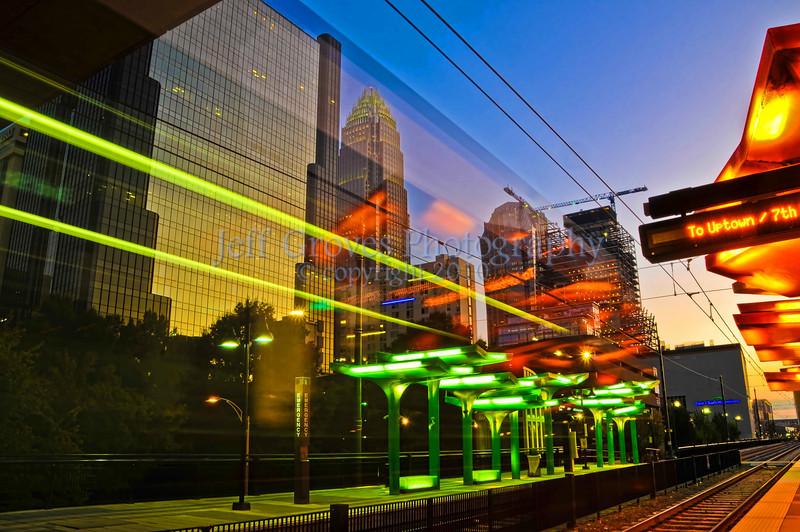 Ghost Train -  Charlotte, NC