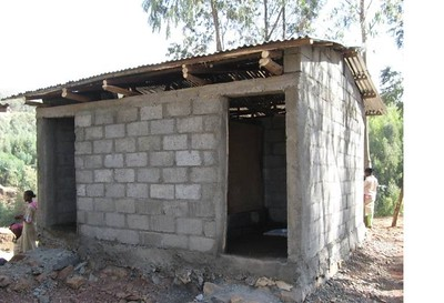 New Girls Toilet Block 2009