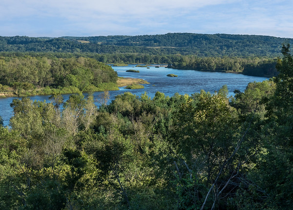 The Chippewa River:  Southern Section