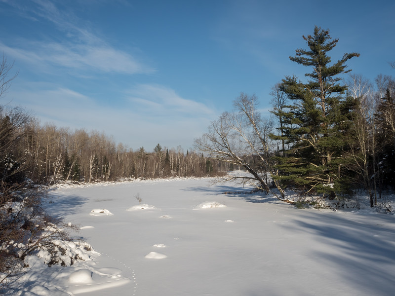 Winter, Forest Road 174