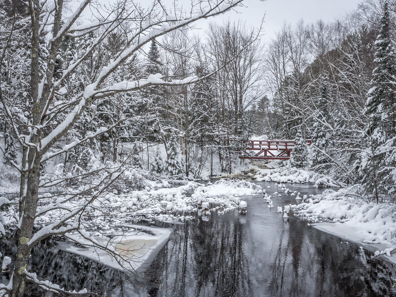 Winter on The West Fork