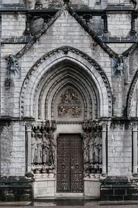 Entrance to St. Finn Barre