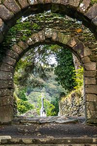 Glendalough Gateway Arch