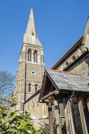 Cambridge, St. Luke
