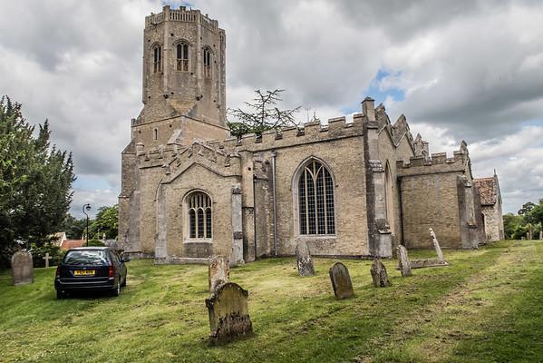 Swaffham Prior, St. Mary