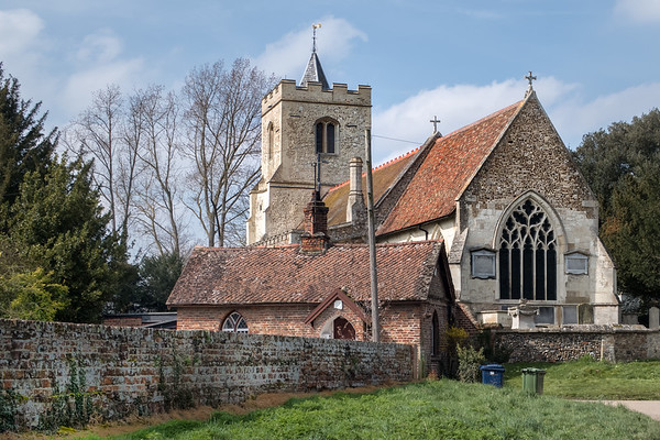 Granchester, St.. Andrew & St. Mary