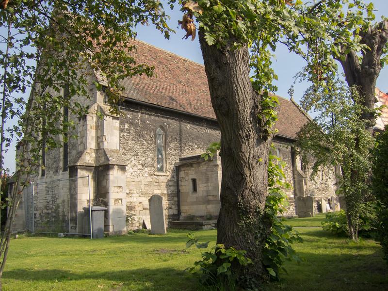 Cambridge, St. Andrew the Less