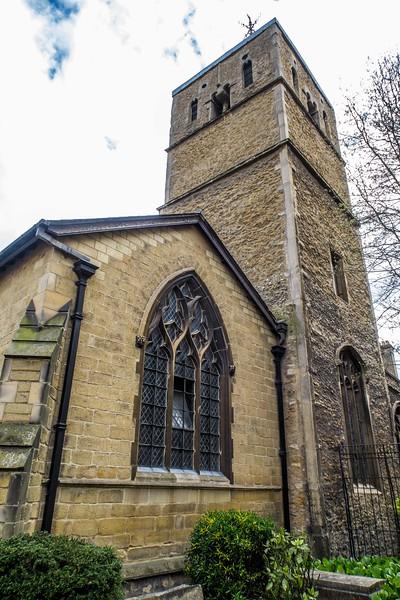 Cambridge, St. Benet