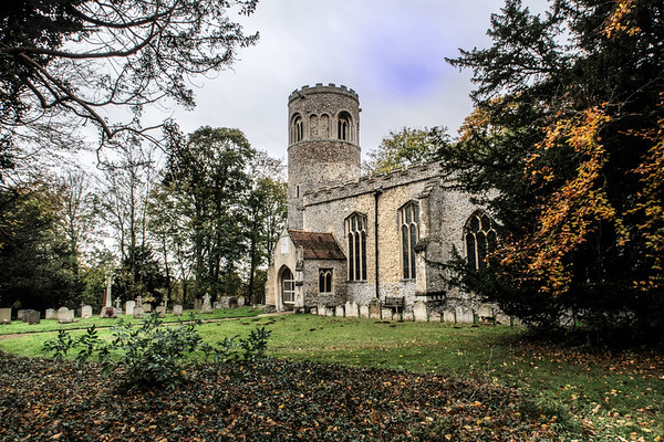 Little Saxham, St. Nicholas