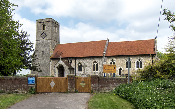West Wickham, St. Mary