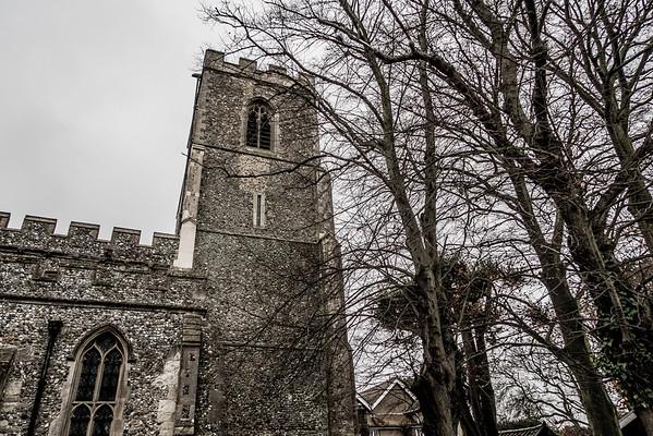 Whaddon, St. Mary