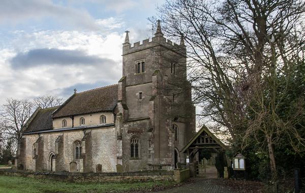 Wicken, St. Laurence
