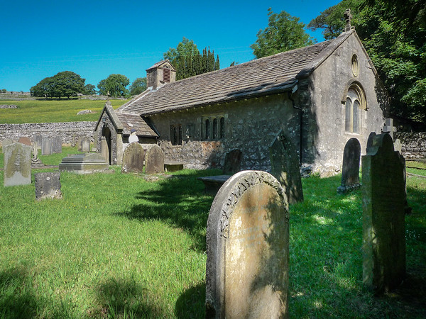 Chapel-le-dale, St. Leonard