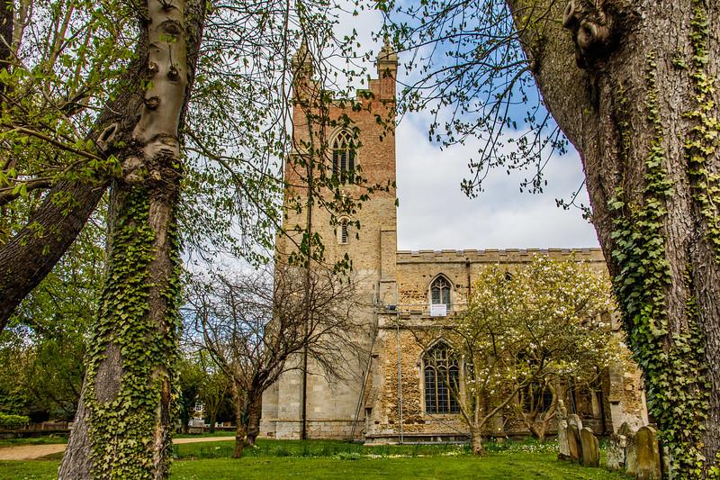 Cotternham, All Saints