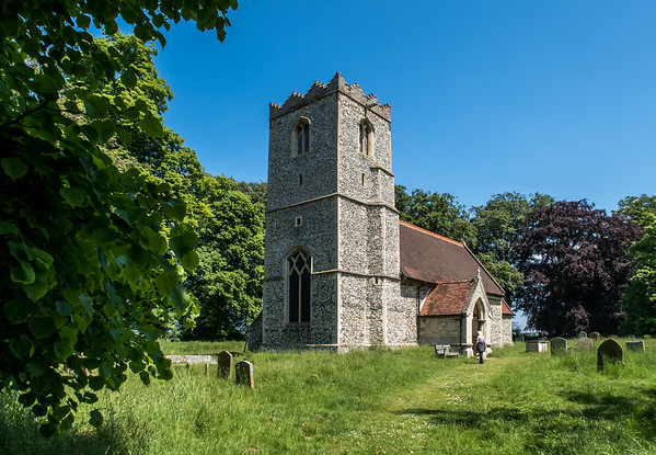 Lackford, St. Lawrence