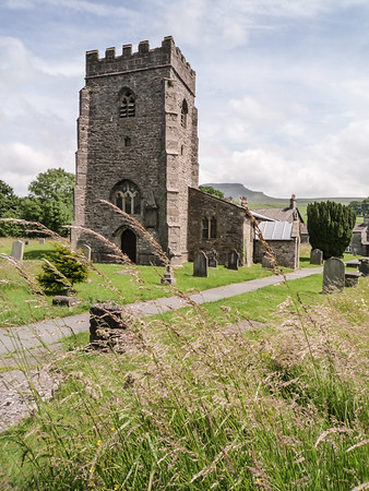 Horton-in-Ribbesdale, St. Oswald