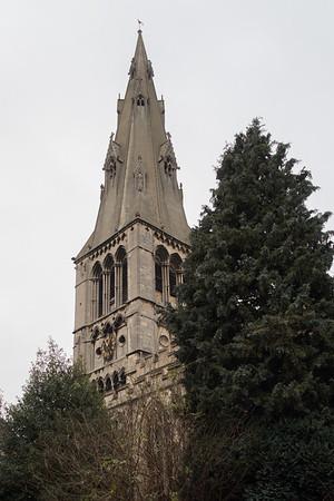 Stamford, St. Mary