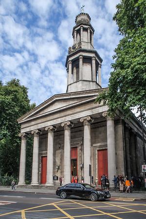 London, St. Pancras