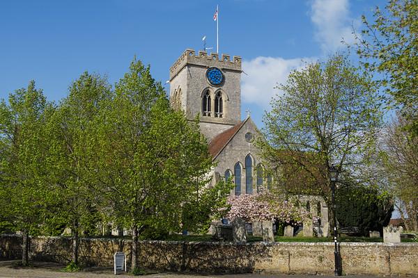Ringwood, St.Peter & St.Paul
