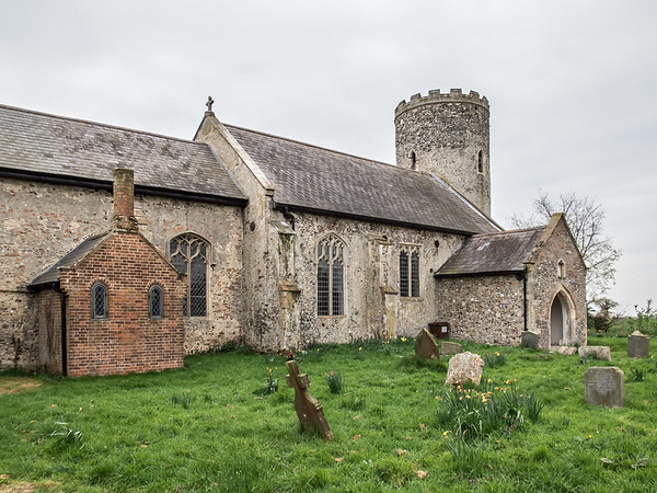 Hardley, St.Margaret