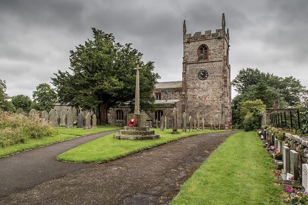Alstonefield, St Peter's