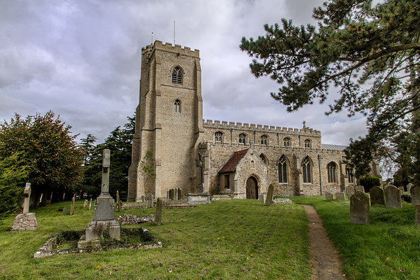Fordham, St. Peter