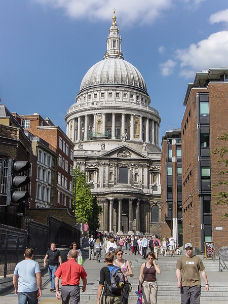 London, St. Paul's Cathedral
