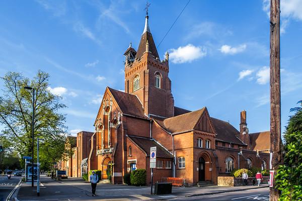 Southampton, Avenue St. Andrew