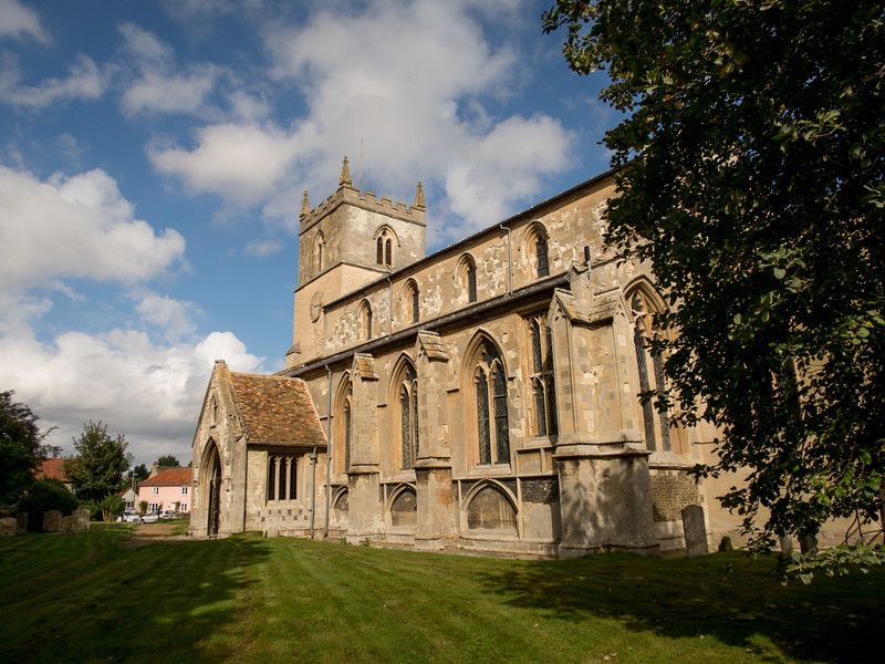 Bottisham, Trinity