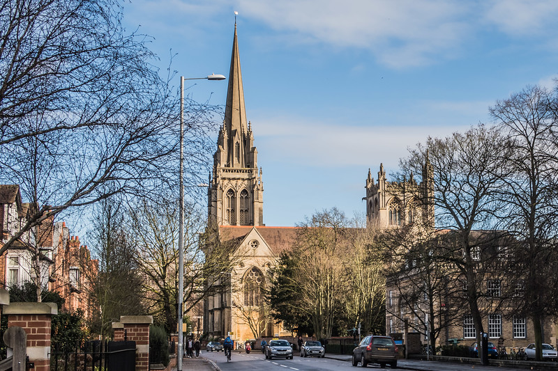 Cambridge, Our Lady & the English Martyrs