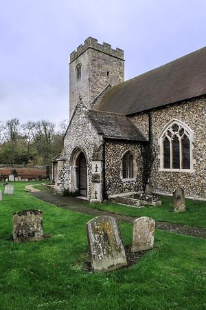 Great Saxham, St.Andrew