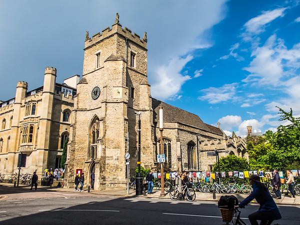 Cambridge, St. Botolph
