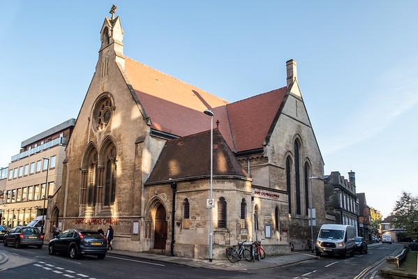 Cambridge, St. Columba