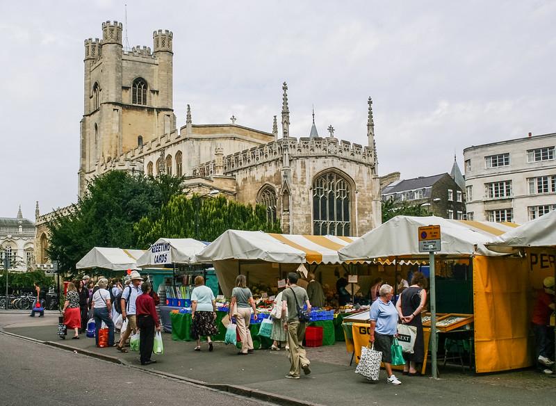 Cambridge, Great St. Mary's