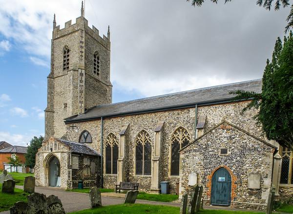 Whitwell, St Michael