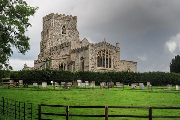 Dalham, St. Mary,