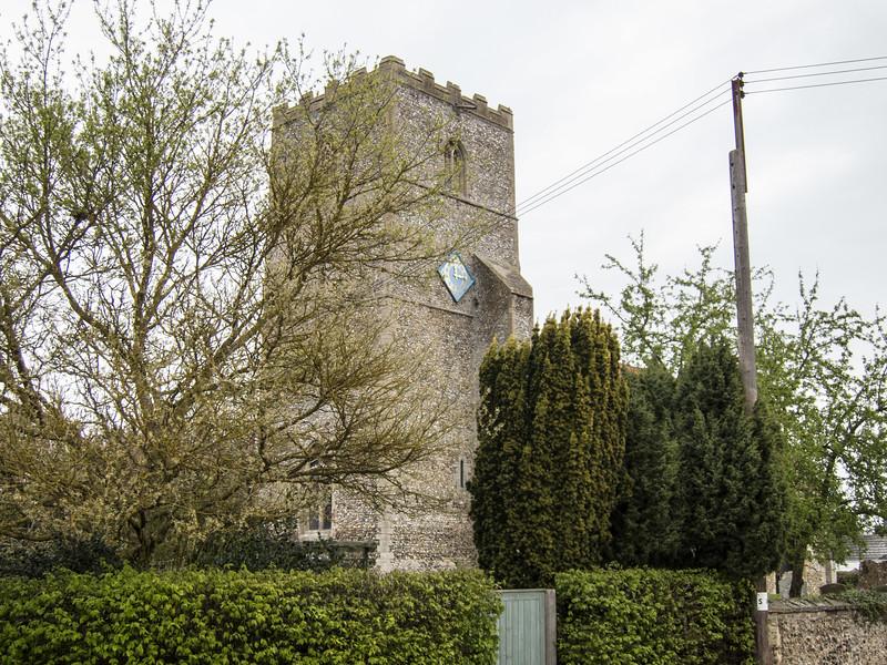 Gooderstone, St. George